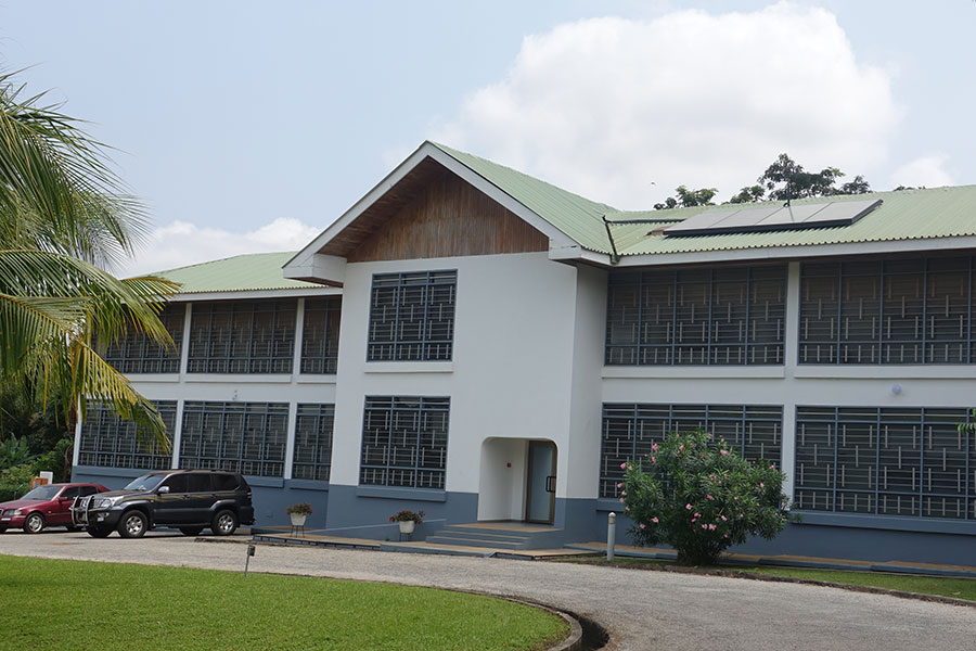 Guest House & Cafeteria