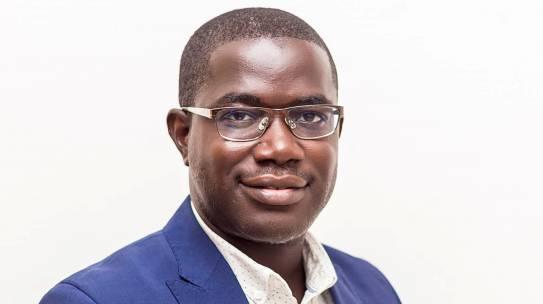 Spotlight: Dr. Michael Frimpong